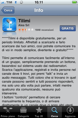 tilimi iphone